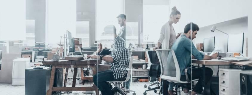 Kompleksowa obsługa informatyczna dla firm - usługi projektowania, zarządzania i monitorowania infrastruktury IT.
