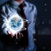 Rozwiązania informatyczne najczęściej wybierane w 2019 r.: serwer APC Smart , Konsola LCD KVM i ESET Endpoint.